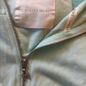 Victoria's Secret Angel Zip Up